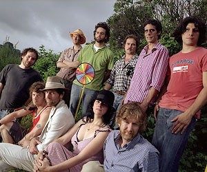 "single ""world sick"" als freier download - Broken Social Scene: Neues Album und exklusive Shows"