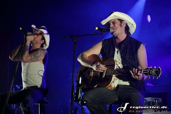The BossHoss (live in Mannheim, 2010)
